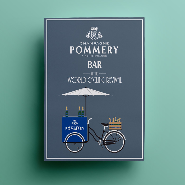 Pommery Cycling Revival