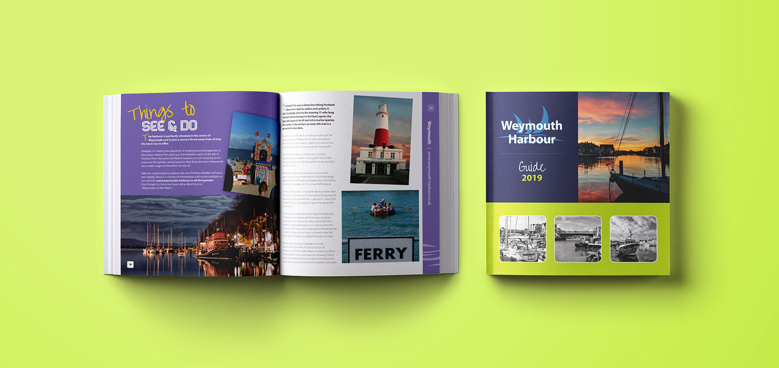 Weymouth Harbour Guide
